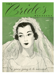 Brides Cover - April  1936