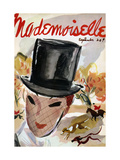 Mademoiselle Cover - September 1935