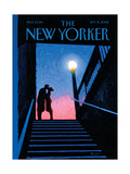 The New Yorker Cover - September 15, 2008 Giclee par Eric Drooker