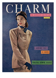Charm Cover - January 1947