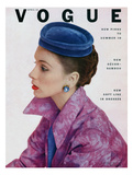 Vogue Cover - April 1952