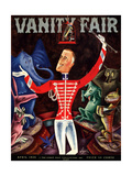 Vanity Fair Cover - April 1935