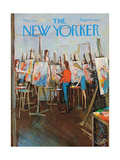The New Yorker Cover - May 2  1970