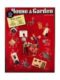 House & Garden Cover - March 1942