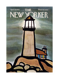 The New Yorker Cover - April 19  1969