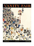 Vanity Fair Cover - October 1919