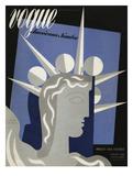 Vogue Cover - February 1939