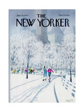 The New Yorker Cover - January 29  1979