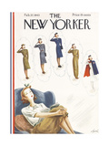 The New Yorker Cover - February 27  1943