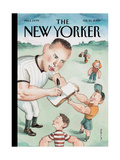 The New Yorker Cover - February 23  2009