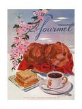 Gourmet Cover - April 1944