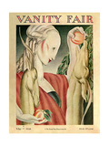 Vanity Fair Cover - May 1928