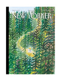 The New Yorker Cover - August 2  2010