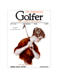 The American Golfer July 30  1921
