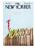 The New Yorker Cover - March 7  1970