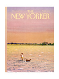 The New Yorker Cover - June 16  1986