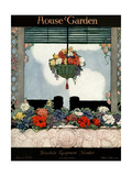 House & Garden Cover - August 1920