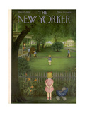 The New Yorker Cover - July 29  1950