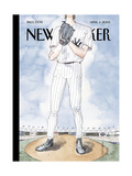 The New Yorker Cover - April 4  2005