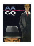 GQ Cover - September 1957