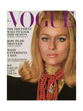 Vogue Cover - November 1966