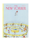 The New Yorker Cover - April 27  1992