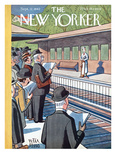 The New Yorker Cover - September 12  1942