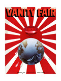 Vanity Fair Cover - February 1935