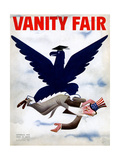 Vanity Fair Cover - September 1934