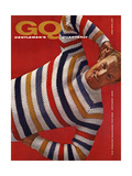 GQ Cover - October 1958