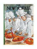 The New Yorker Cover - November 28  1964