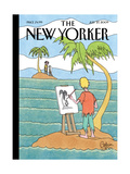 The New Yorker Cover - July 27  2009