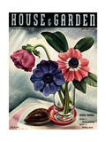 House & Garden Cover - March 1937