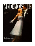 Mademoiselle Cover - November 1950