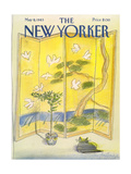 The New Yorker Cover - May 9  1983
