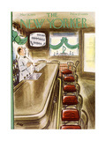 The New Yorker Cover - March 19  1955