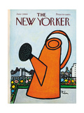 The New Yorker Cover - June 7  1969