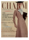 Charm Cover - March 1956