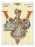 Vogue Cover - September 1913