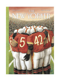 The New Yorker Cover - January 27  2003
