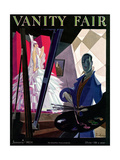 Vanity Fair Cover - January 1924