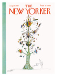 The New Yorker Cover - August 26  1967