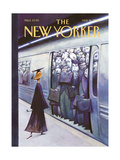 The New Yorker Cover - May 16  2005