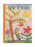 The New Yorker Cover - May 9  1953