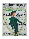 Mademoiselle Cover - February 1958