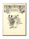 Vogue Cover - April 1903