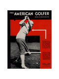Maureen Orcutt  The American Golfer April 1934