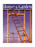 House & Garden Cover - February 1946