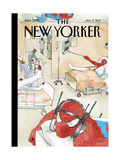 The New Yorker Cover - January 17  2011