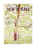 The New Yorker Cover - May 25  1968